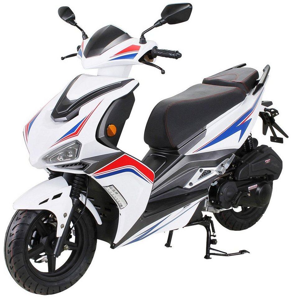 actionbikes motors motorroller sport f11 125 cc euro 4 online kaufen otto. Black Bedroom Furniture Sets. Home Design Ideas