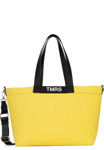 Tamaris Shopper »Almira«, Logo Patch