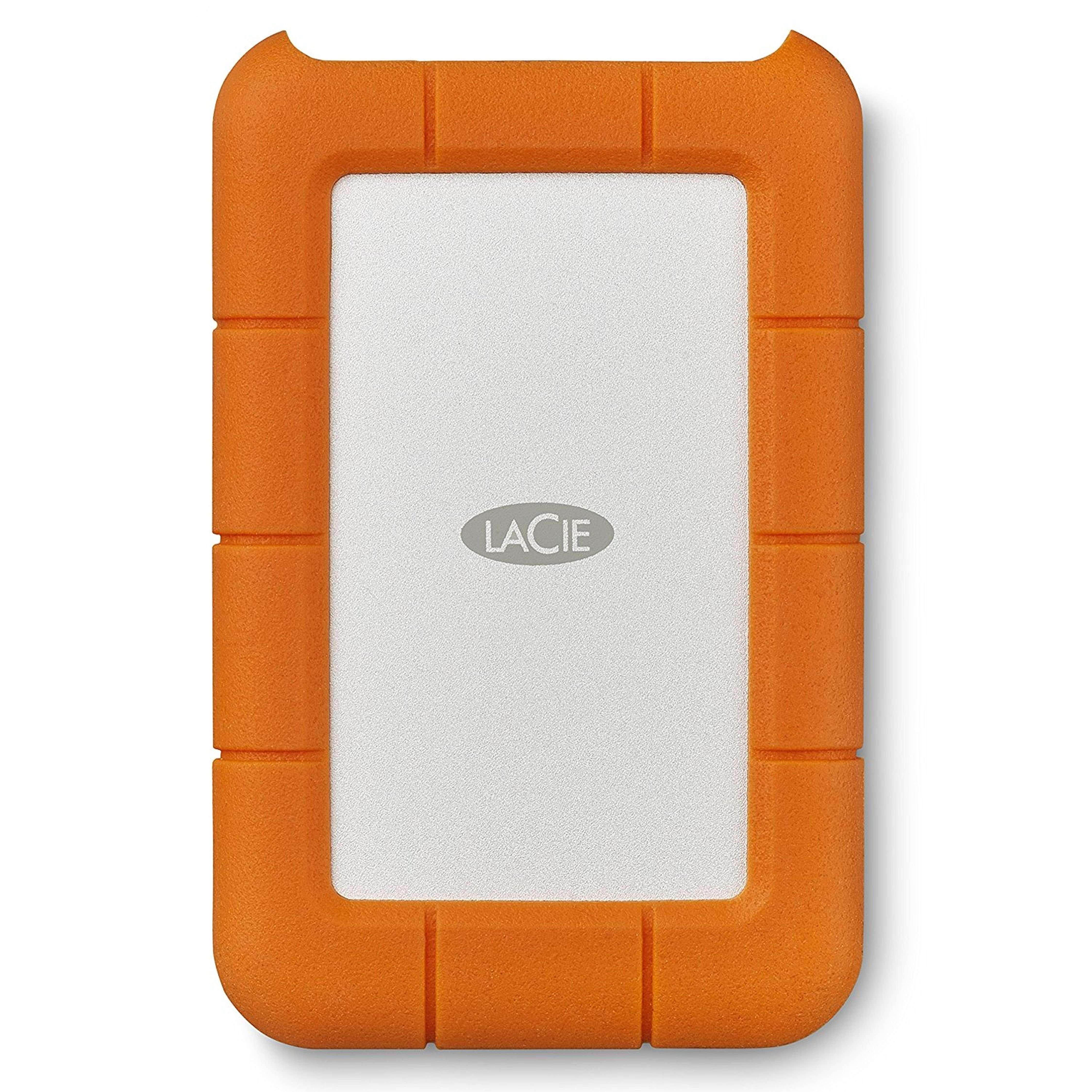 LACIE Rugged USB-Type-C externe Festplatte »STFR2000800 2 TB«