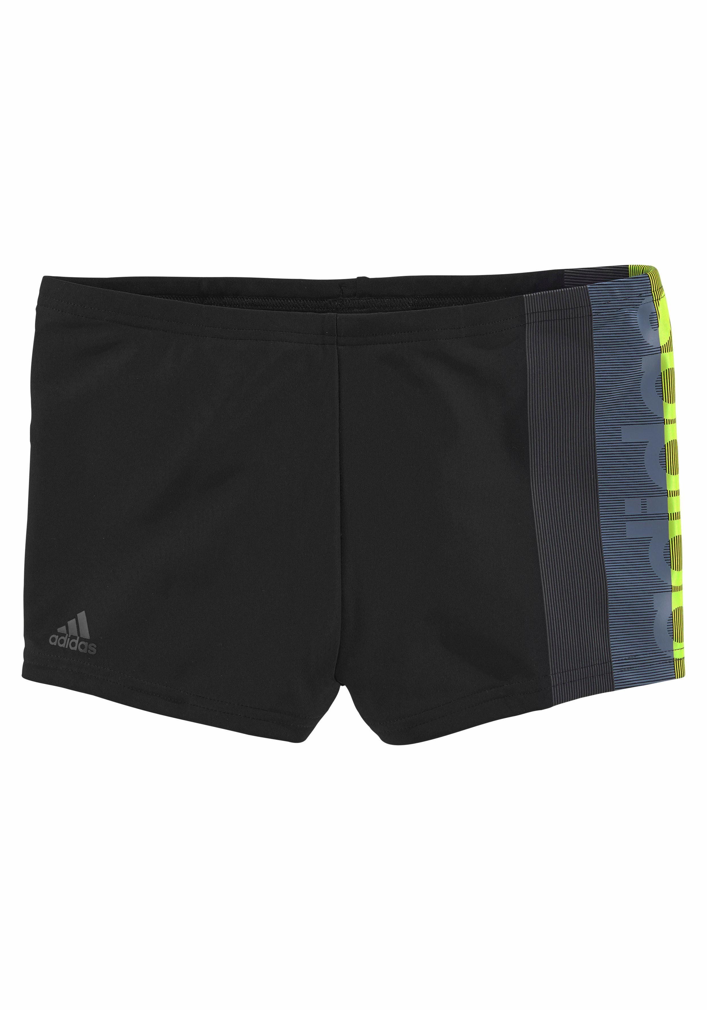 adidas Performance Boxer-Badehose »Ivan«, mit seitlichen Adidas Druck