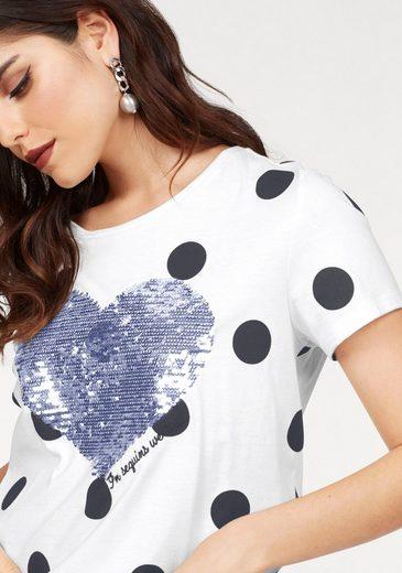 Only T-Shirt KITA, mit verschiedenen Motiven