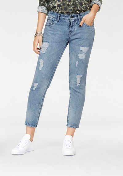 Billig Verkauf Zu Kaufen Bekommen Billig Aus Deutschland Boyfriend-Jeans mit 3D-Effekt Vivance Günstig Kaufen Beliebt Auslass Der Billigsten Freies Verschiffen Finden Große KjfZkJsS