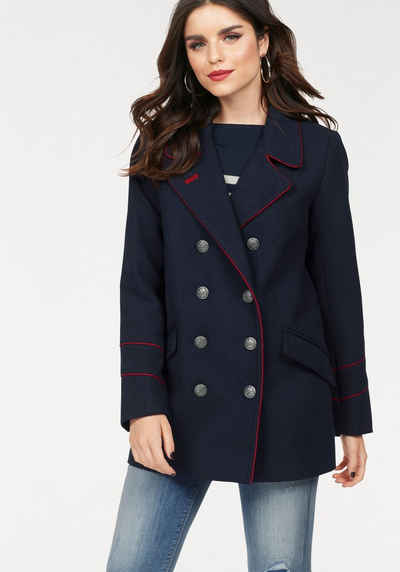 Damen jacke uniform stil