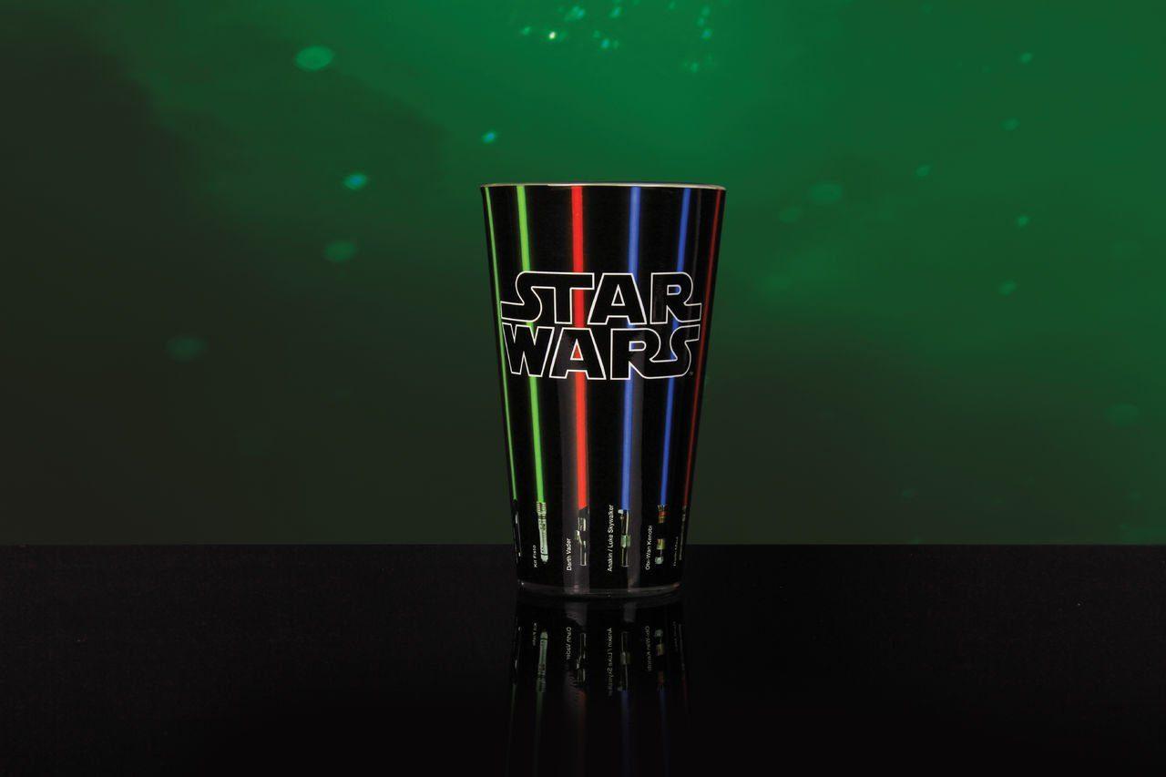Paladone Fanartikel »Star Wars Lichtschwert Glas 400ml«
