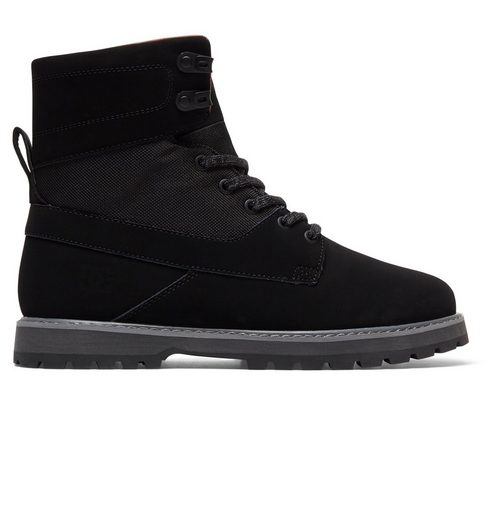 DC Shoes Schnürstiefel Uncas