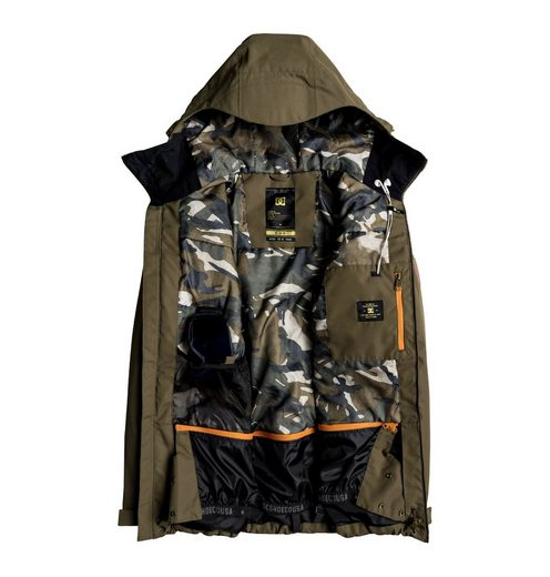 DC Shoes Snow Jacke Summit