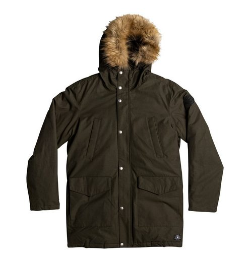 Dc Shoes Parka Jacke Bamburgh