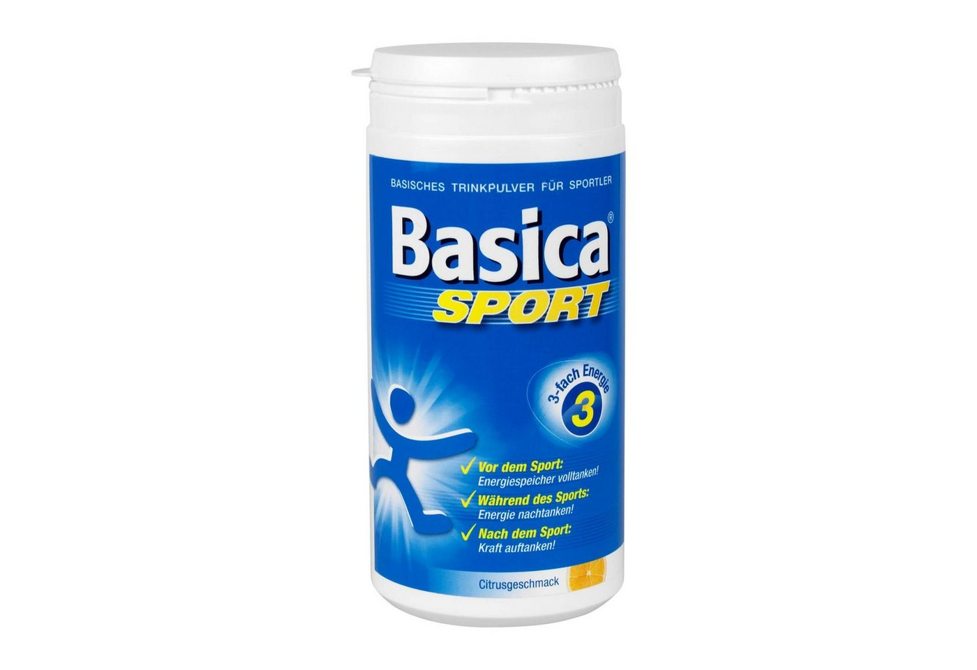 Basica Basica Sport Trinkpulver , 240 g