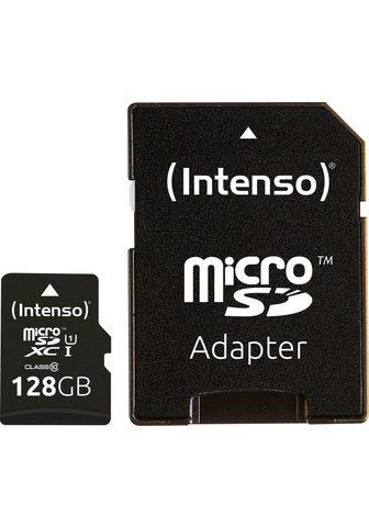 Intenso »microSDHC UHS-I Premium + SD-Adapter«...