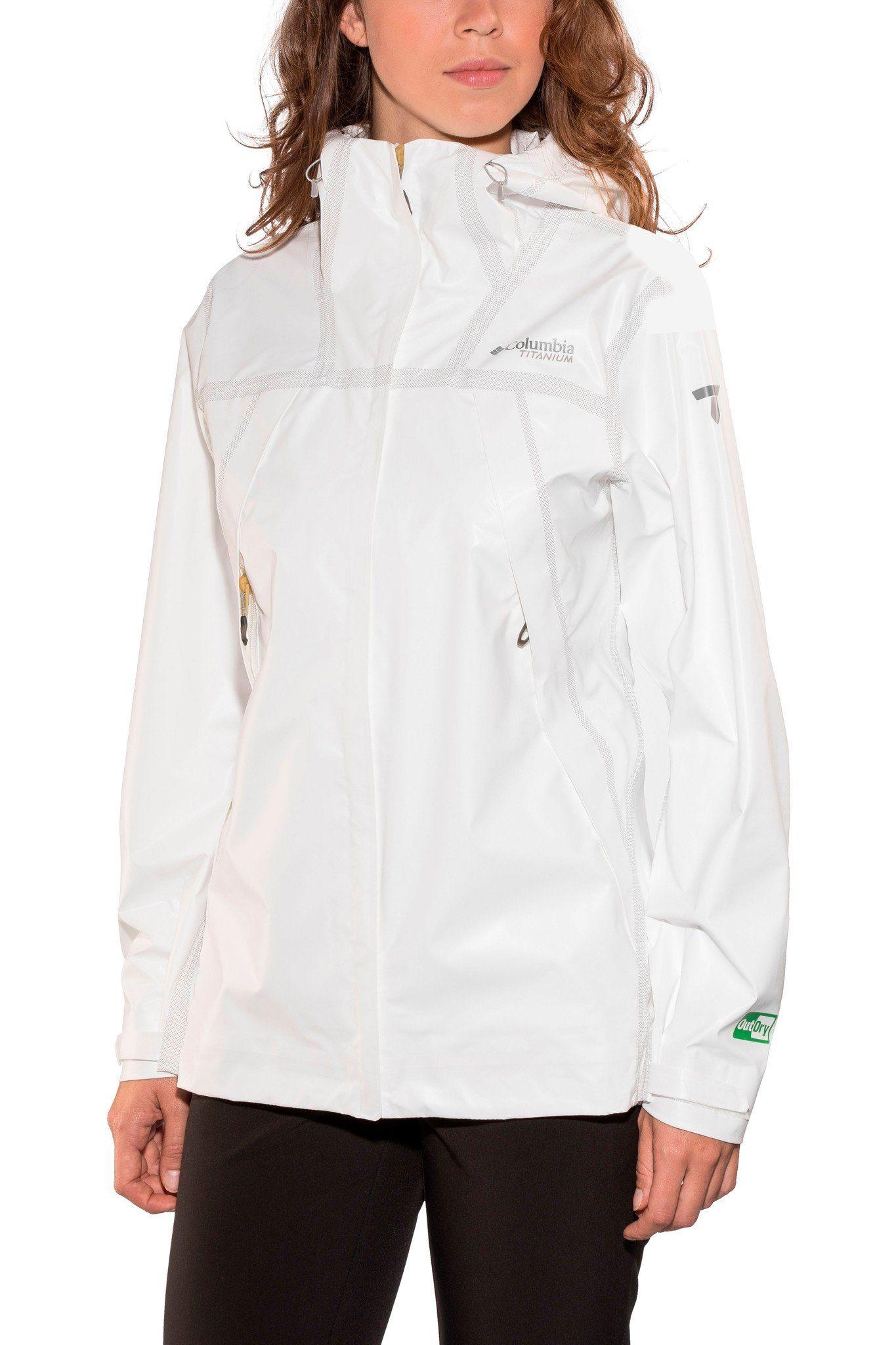 Columbia Outdoorjacke »Outdry Ex ECO Tech Shell Jacket Women«