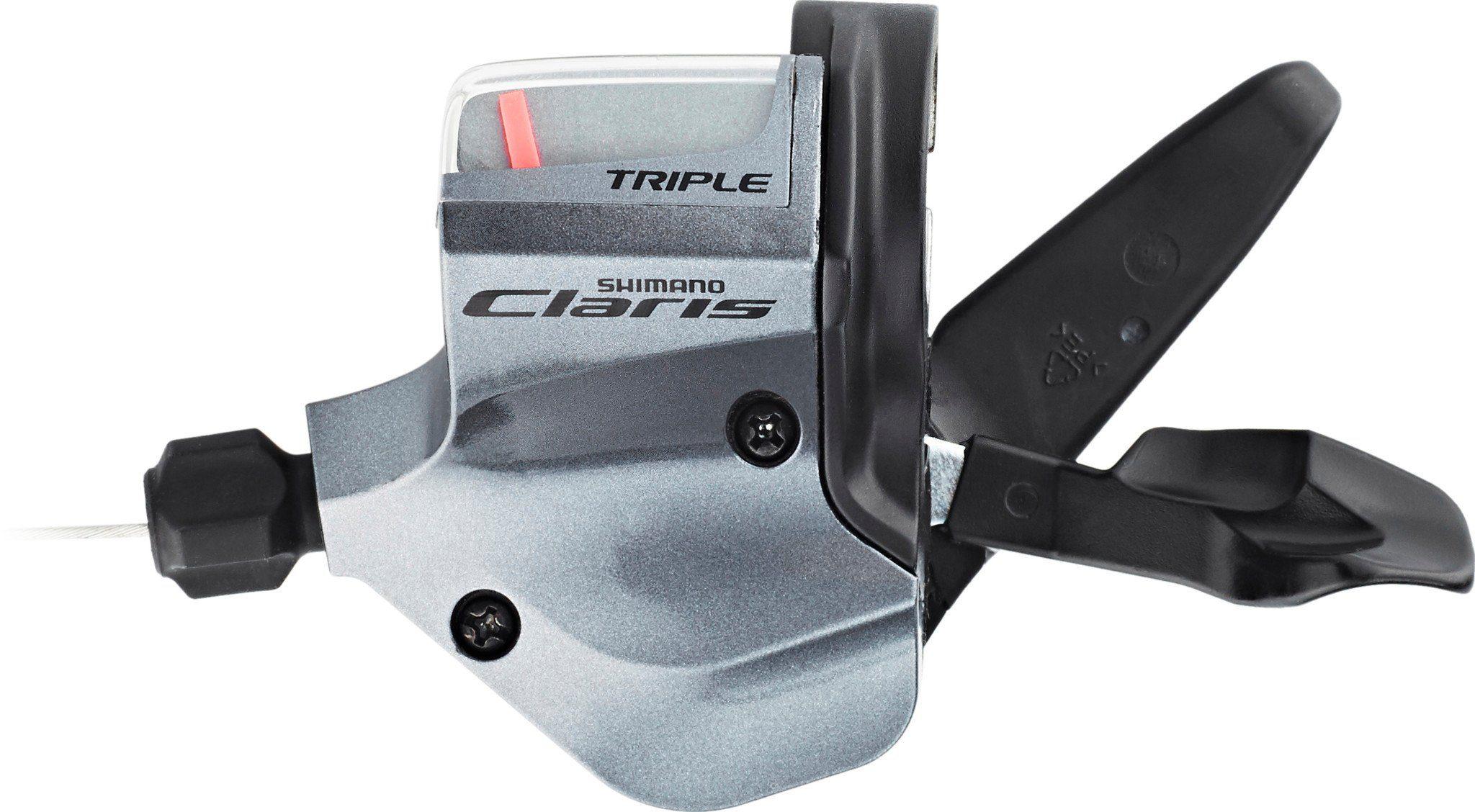 Shimano Schaltung »Claris SL-2400/2403 Schalthebel 3-fach links«