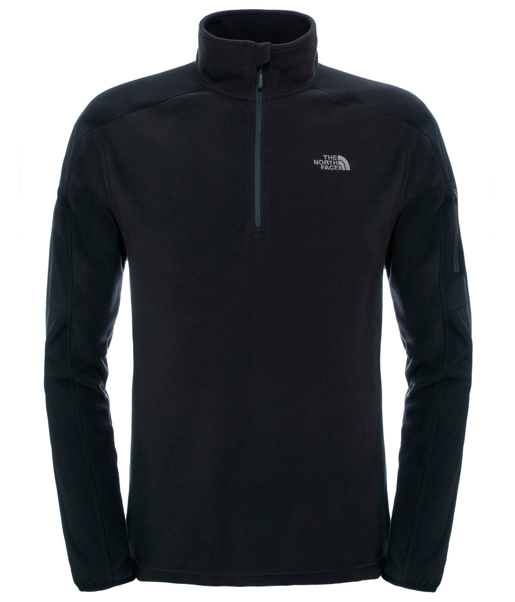 The North Face Pullover »Glacier Delta 1/4 Zip Fleece Jacket Men«