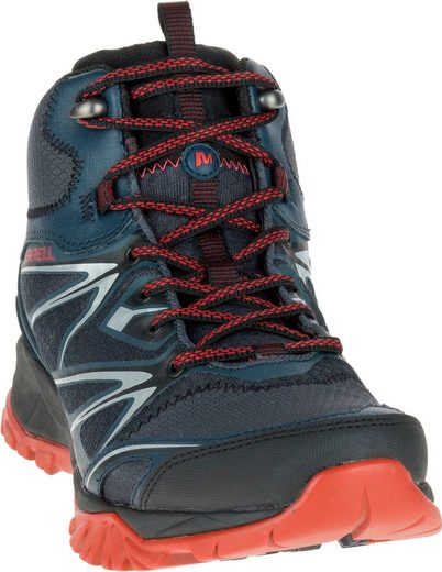 Merrell Kletterschuh Capra Bolt Mid GTX Shoes Men