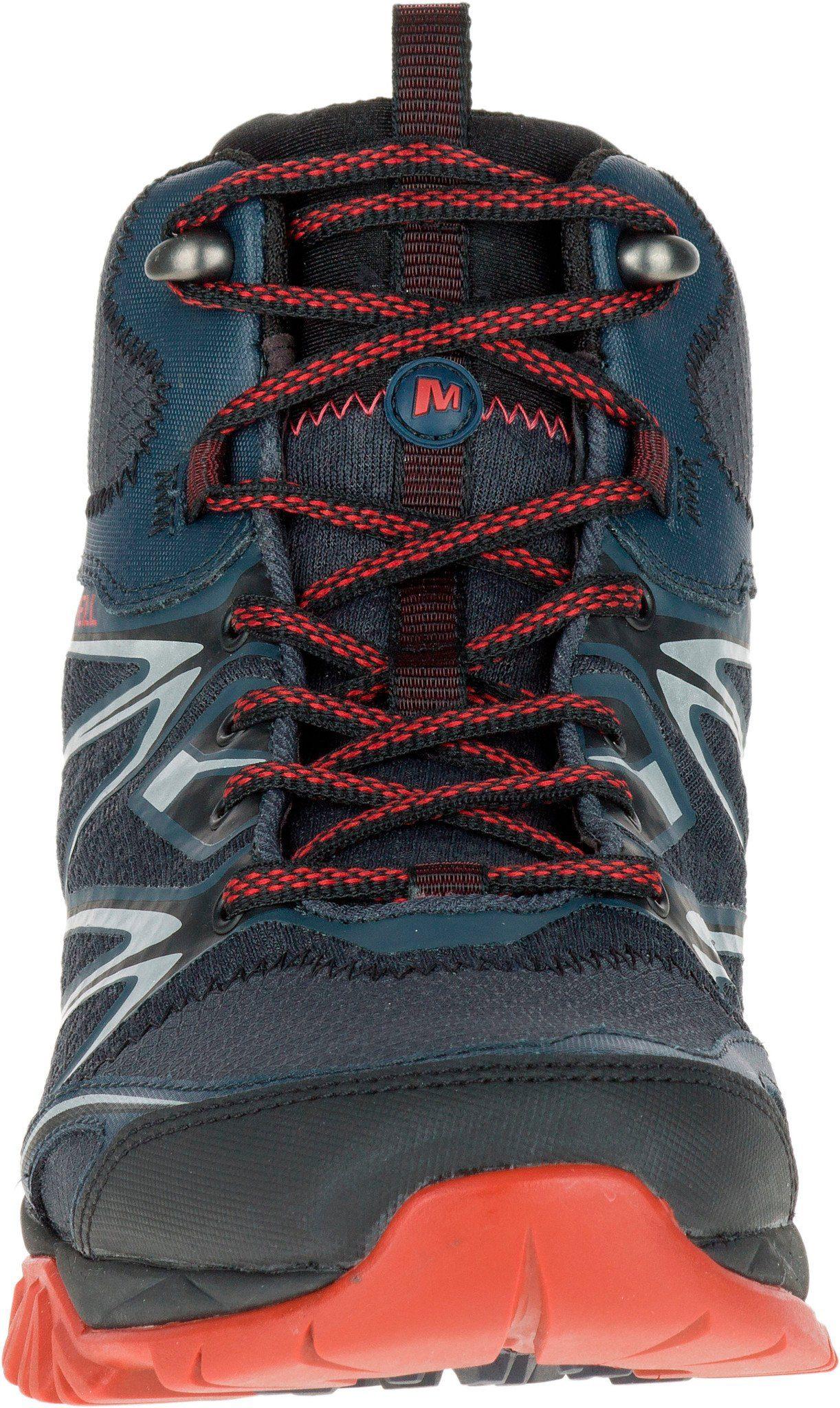 Merrell Kletterschuh Capra Bolt Mid GTX Shoes Men online kaufen  blau
