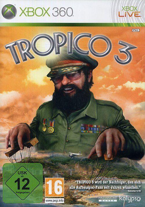 Kalypso Tropico 3 (Best of) »X360«