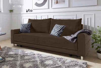 Bettsofa mit matratze und bettkasten  Schlafsofa & Schlafcouch » Jetzt online kaufen | OTTO