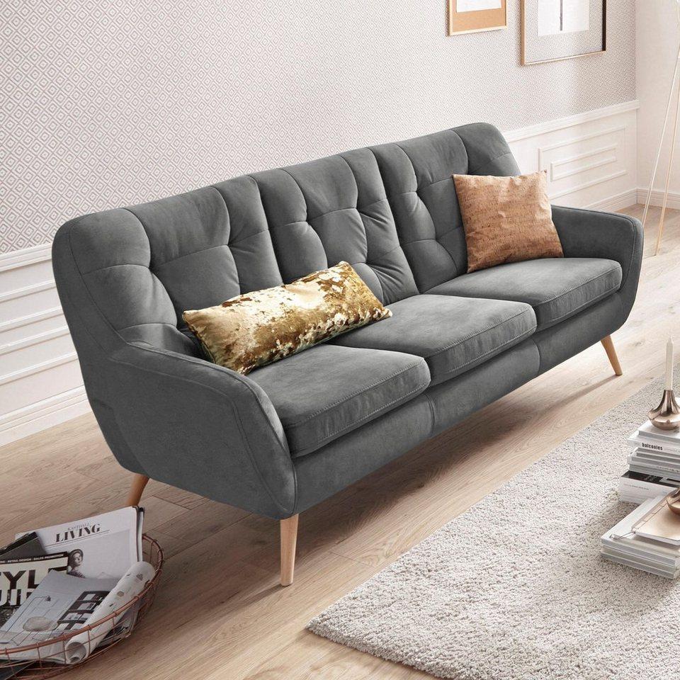 exxpo sofa fashion 3 sitzer online kaufen otto. Black Bedroom Furniture Sets. Home Design Ideas