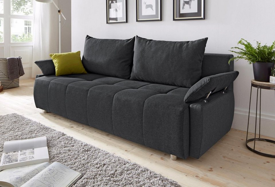 Collection Ab Schlafsofa Mit Federkern Inklusive Bettkasten Online