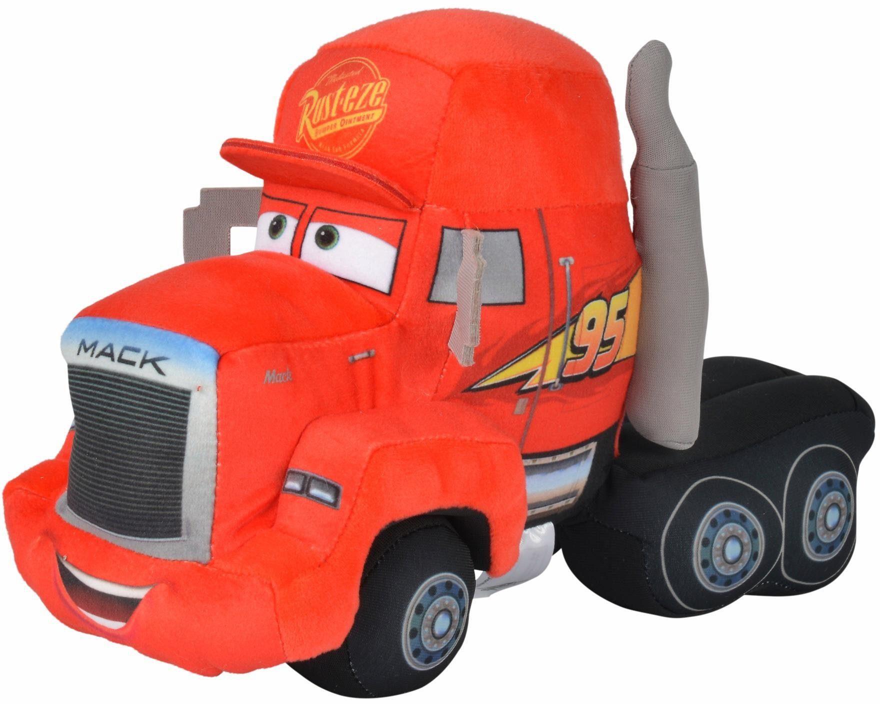 Simba Plüschauto, »Disney Pixar Cars 3, Mack, 25 cm«