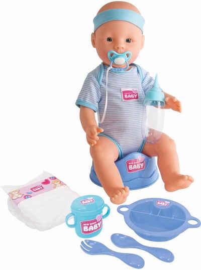 SIMBA Babypuppe »New Born Baby« (9-tlg)