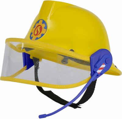 SIMBA Spielzeug-Helm »Feuerwehrmann Sam«