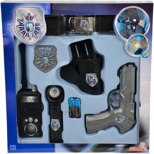 SIMBA Spielzeug-Gürtel »Polizei Streife«