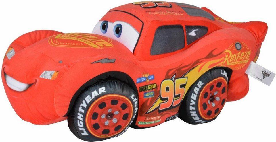 simba pl schauto disney pixar cars 3 mcqueen 45 cm. Black Bedroom Furniture Sets. Home Design Ideas