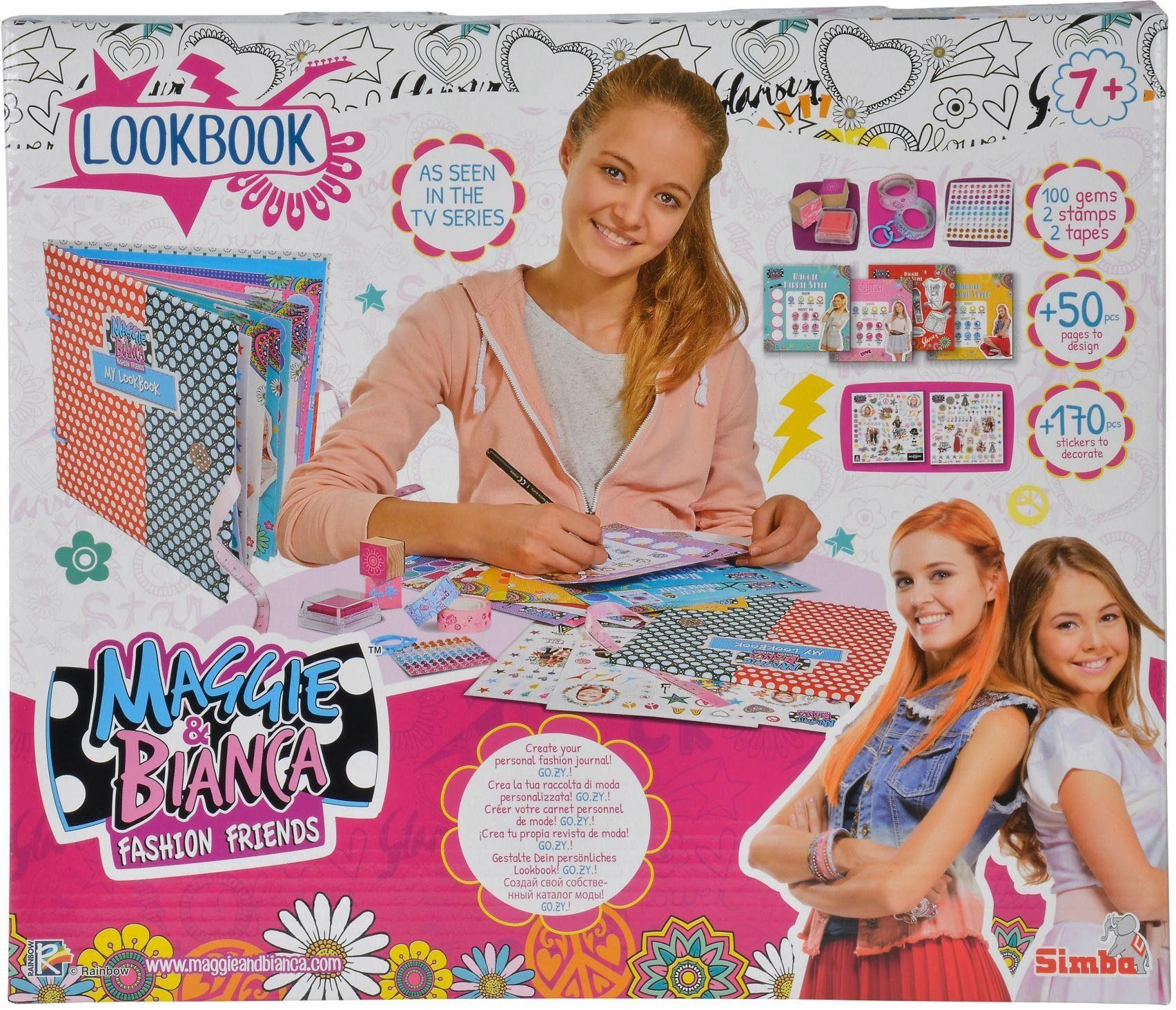 Simba Bastelmappe, »Maggie & Bianca Fashion, Lookbook«