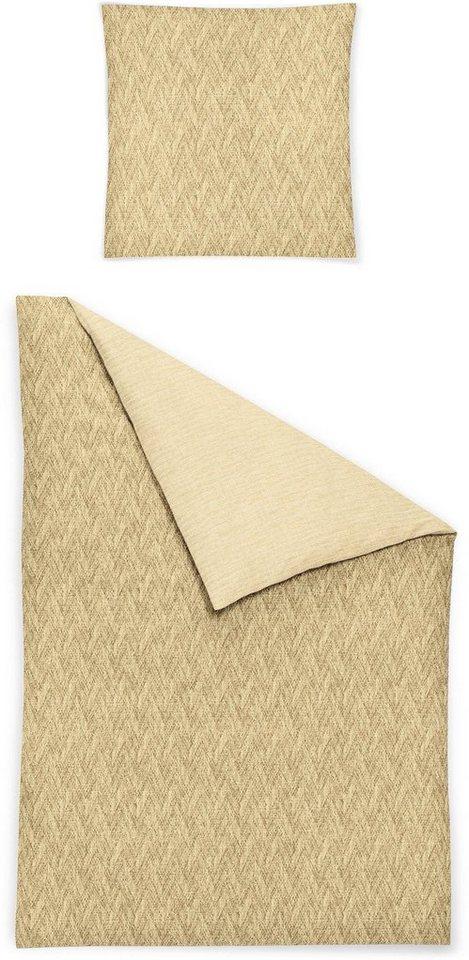 bettw sche graphit irisette mit muster kaufen otto. Black Bedroom Furniture Sets. Home Design Ideas