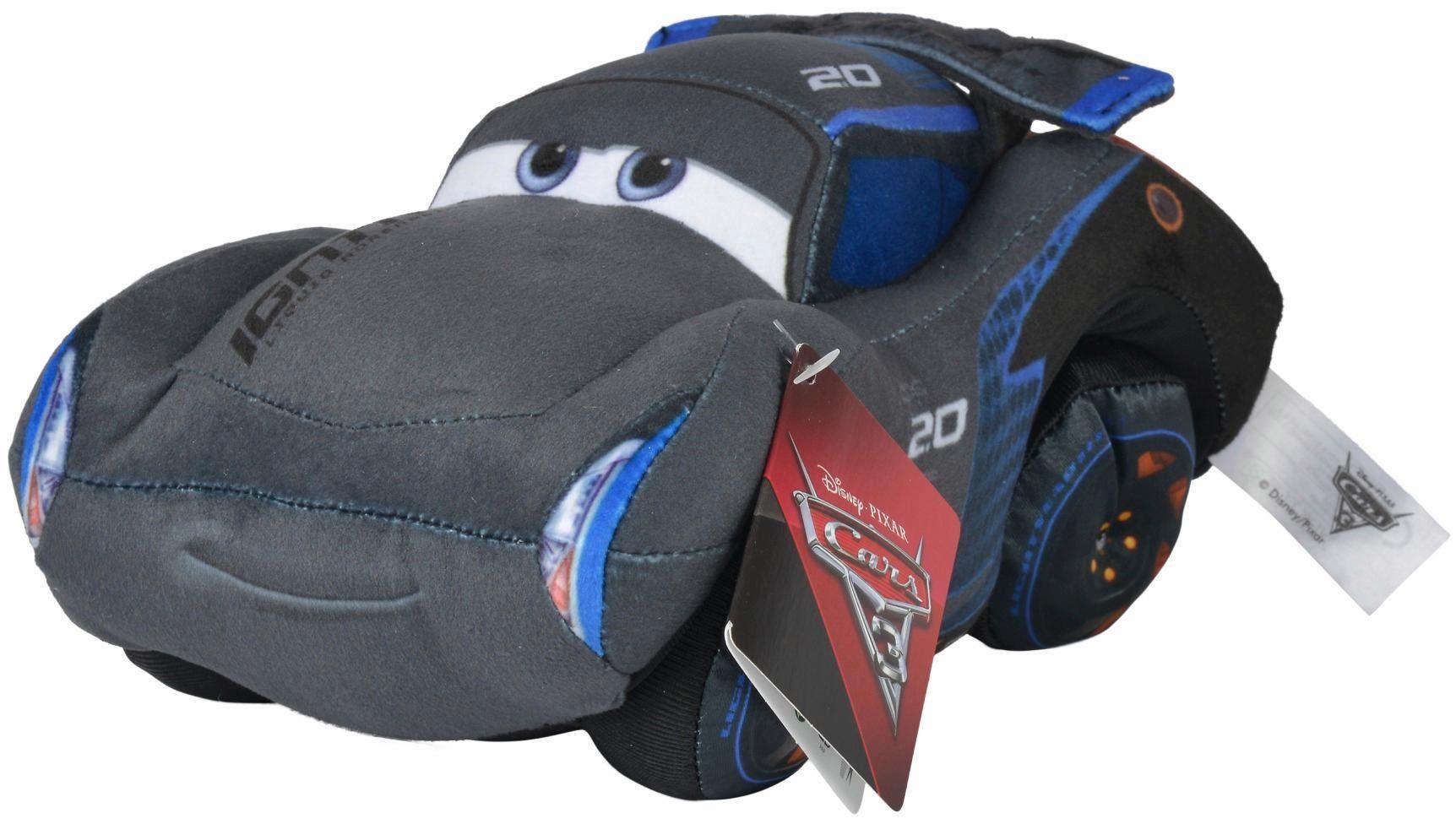 Simba Plüschauto, »Disney Pixar Cars 3, Jackson Storm, 25 cm«