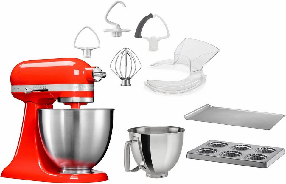 Emejing Kitchenaid Küchenmaschine Rot Contemporary - Globexusa.us ...