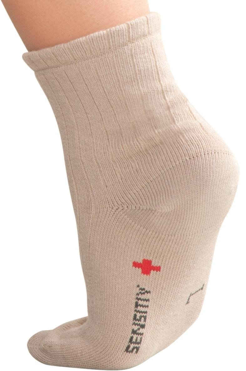 Fußgut Diabetikersocken »Sensitiv Plus« (2-Paar) extra weit für empfindliche Füße