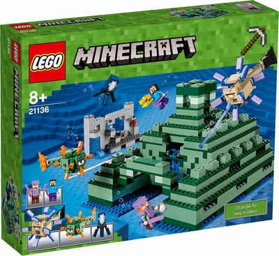 LEGO Minecraft Online Kaufen OTTO - Minecraft spielen lego