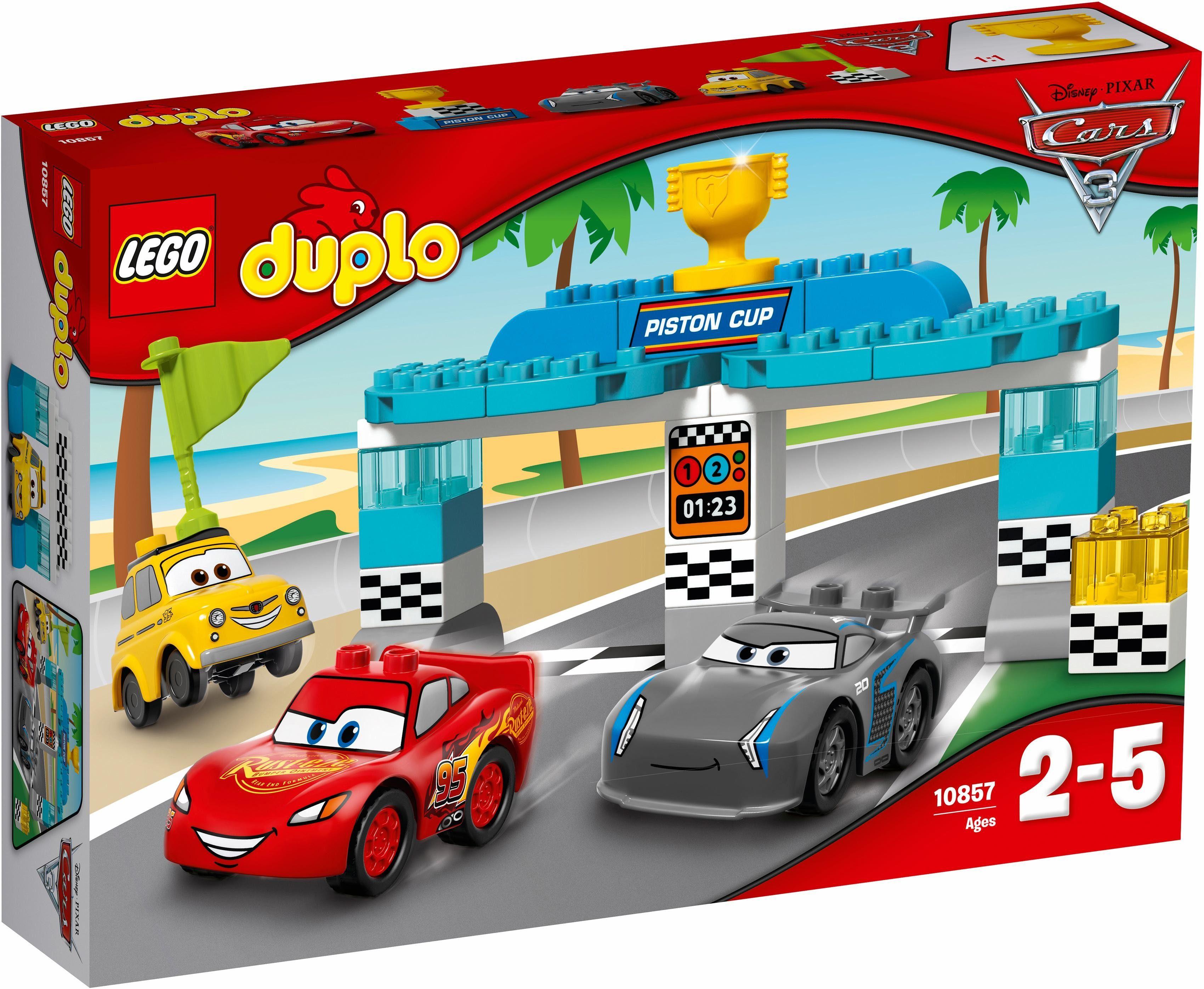 LEGO® Piston-Cup-Rennen (10857), »LEGO® DUPLO® & Disney Cars™«
