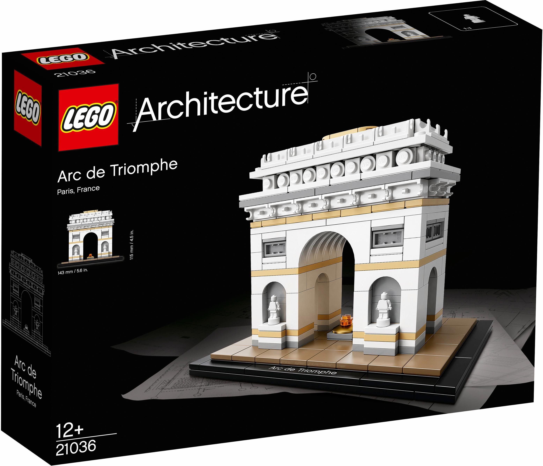 LEGO® Der Triumphbogen (21036), »LEGO® Architecture«