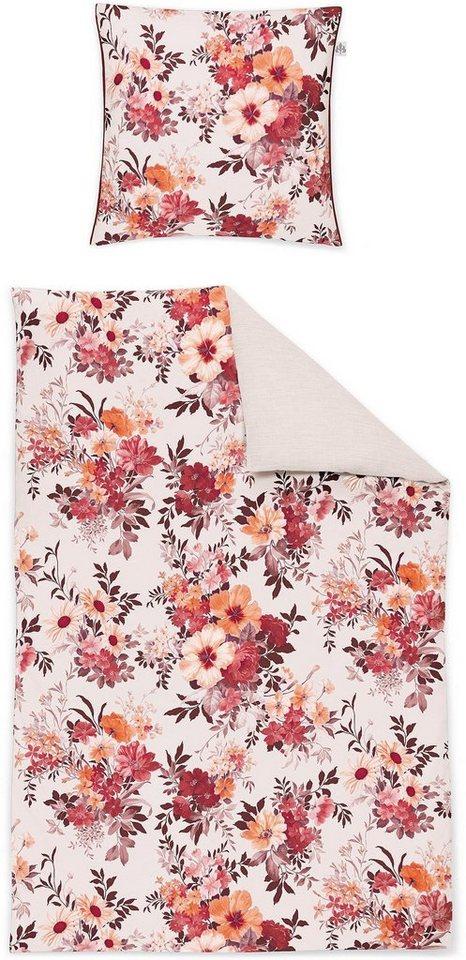 Bettwasche Flowers Irisette Im Blumendesign Otto