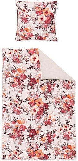 Bettwäsche »Flowers«, Irisette, im Blumendesign