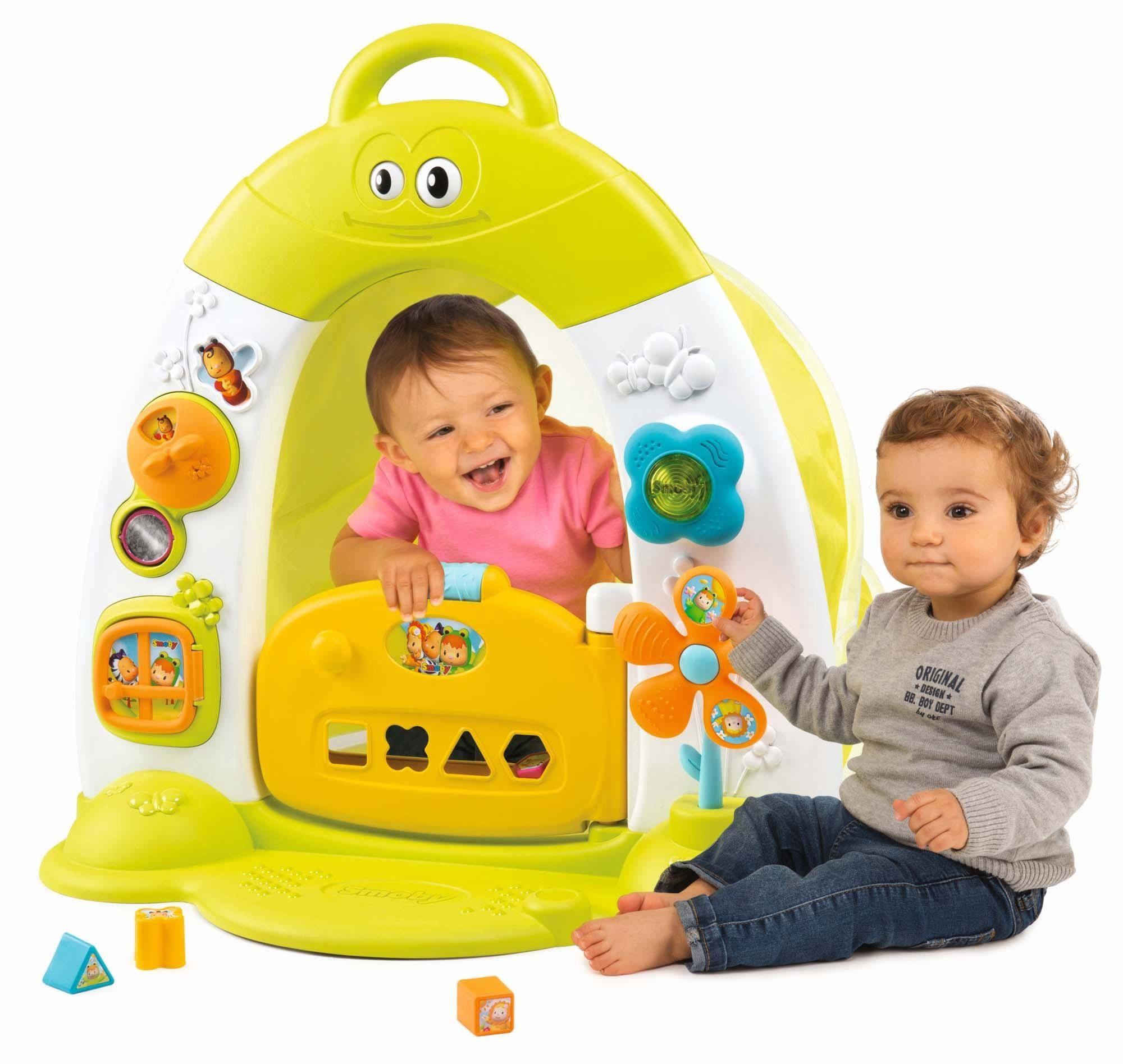 Smoby Spielhaus mit Spielfunktionen, »Cotoons Entdecker-Haus«