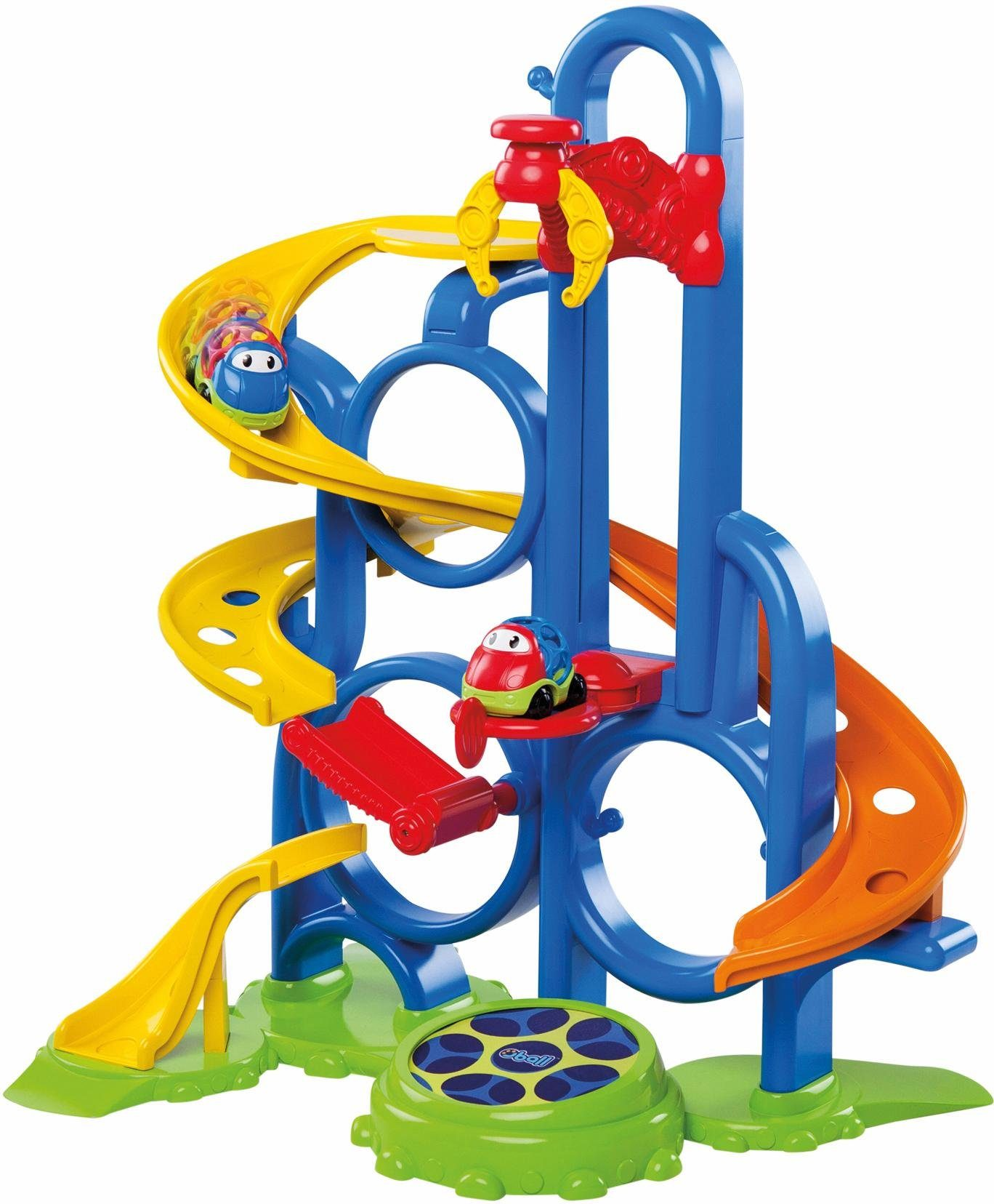 Oball Auto Spielset, »Go Grippers™ Bounce'n Zoom Speedway«