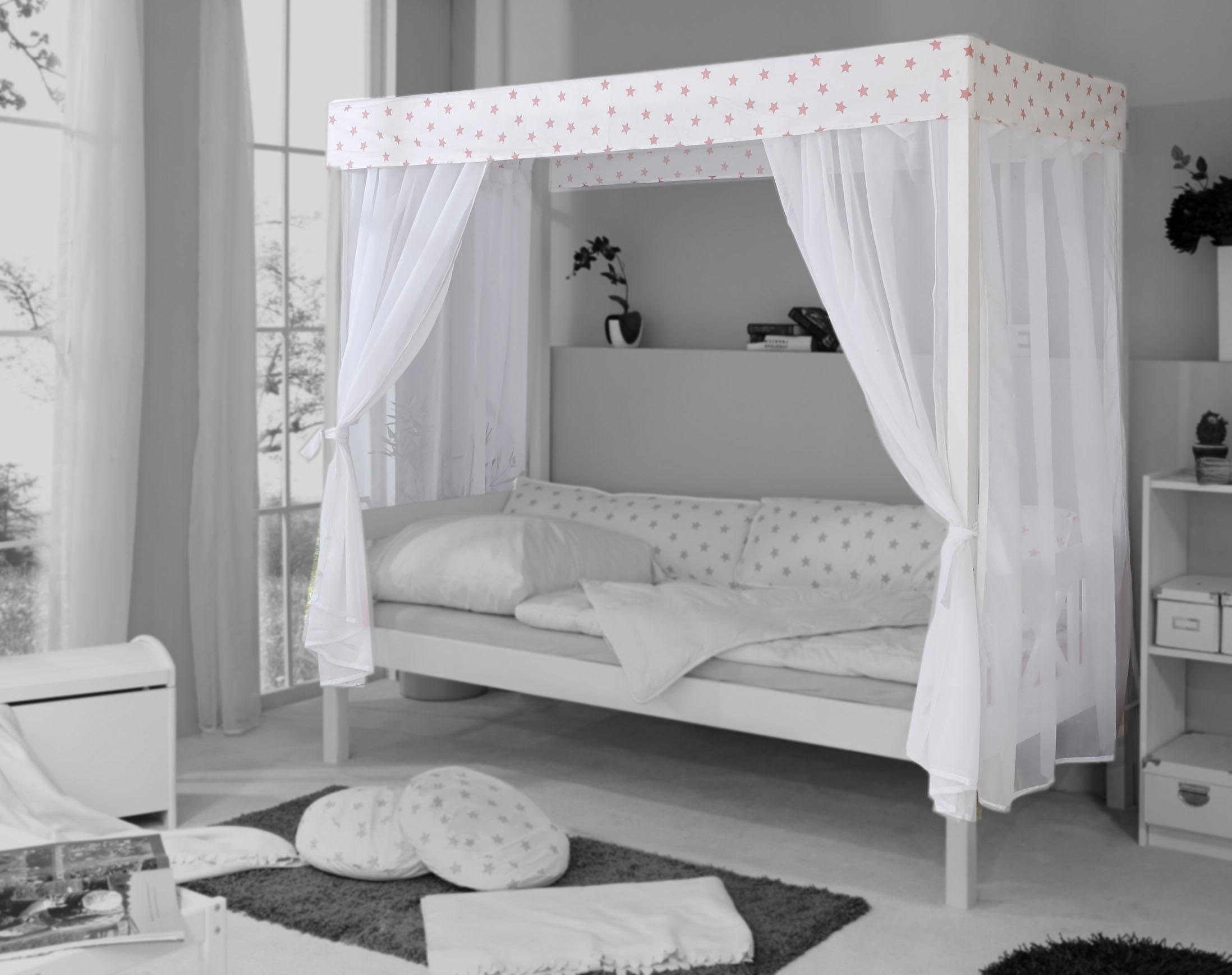 himmelbett preisvergleich die besten angebote online kaufen. Black Bedroom Furniture Sets. Home Design Ideas