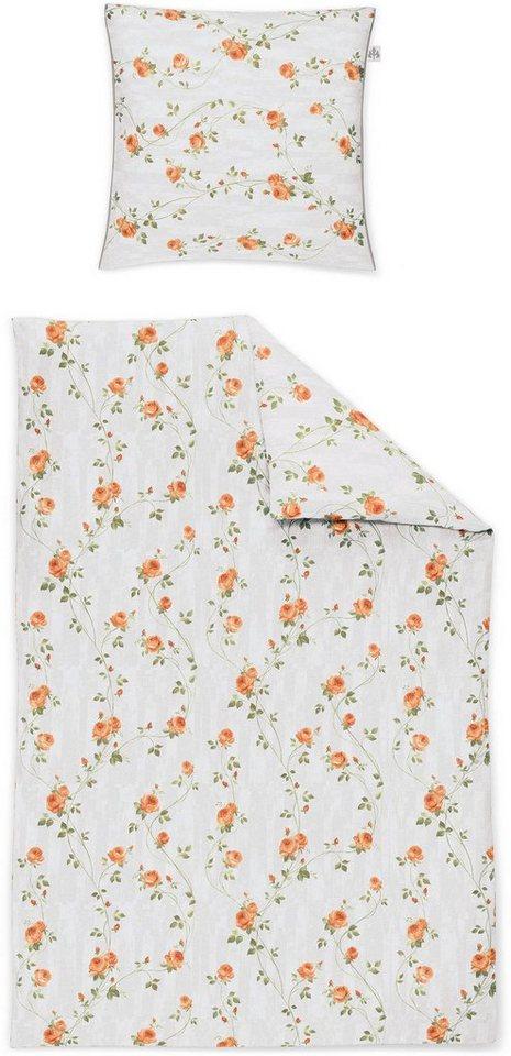 Bettwasche Flores Irisette Im Blumendesign Otto