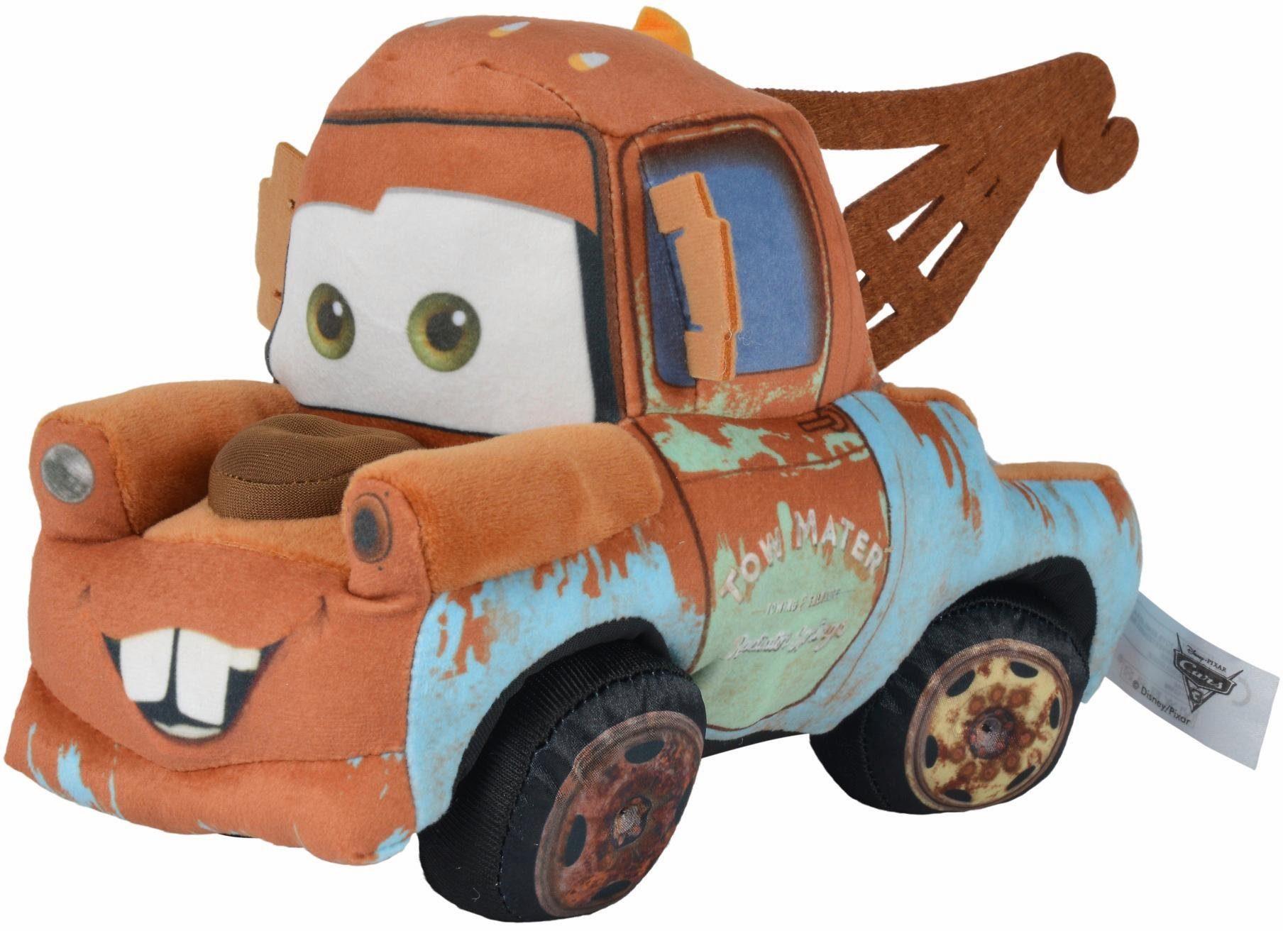 Simba Plüschauto, »Disney Pixar Cars 3, Mater, 25 cm«