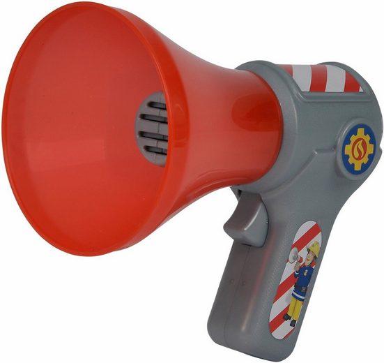 Simba Megafon, »Feuerwehrmann Sam«