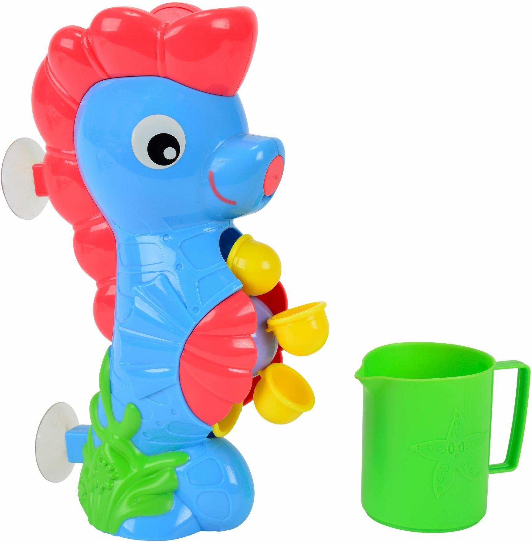 Simba Badespielzeug, »ABC Badewannen Seepferdchen«