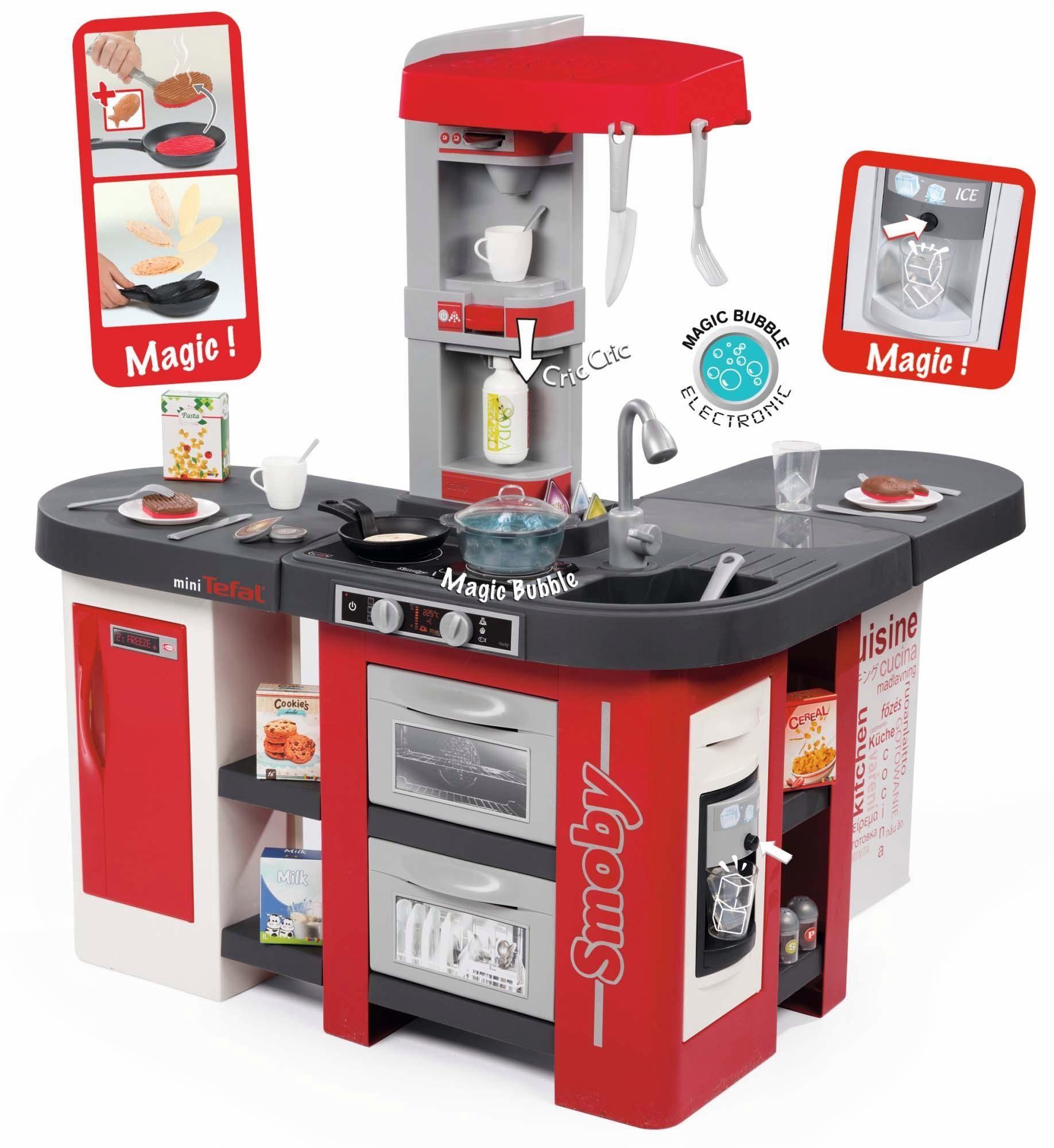 Smoby Spielküche mit Funktionen, »Tefal Sudio Bubble XXL Küche«