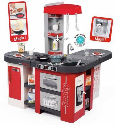 Smoby Spielküche mit Funktionen Tefal Sudio Bubble XXL