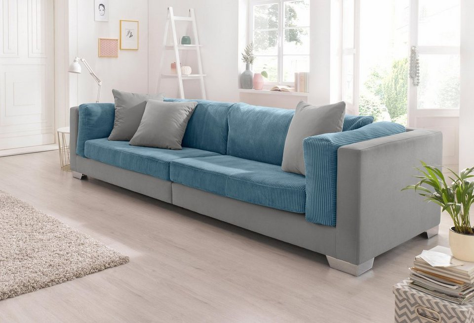 benformato home big sofa online kaufen otto. Black Bedroom Furniture Sets. Home Design Ideas