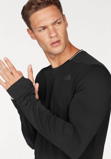 Adidas Performance Laufshirt Supernova Longsleeve Tee Men