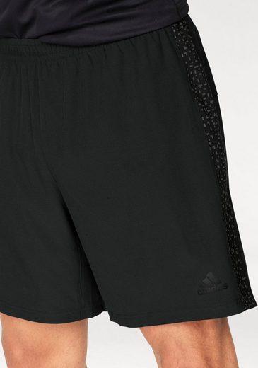 adidas Performance Laufshorts SUPERNOVA SHORT MEN, mit reflektierenden Details