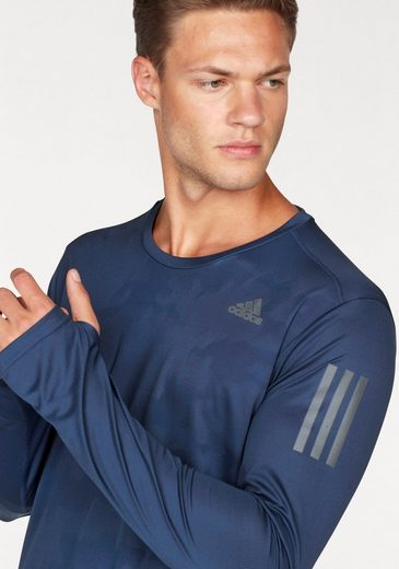 adidas Performance Laufshirt RESPONSE LONGSLEEVE TEE MEN